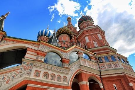 赤の広場 ロシアの写真素材 [FYI04287564]