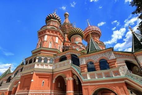 赤の広場 ロシアの写真素材 [FYI04287565]