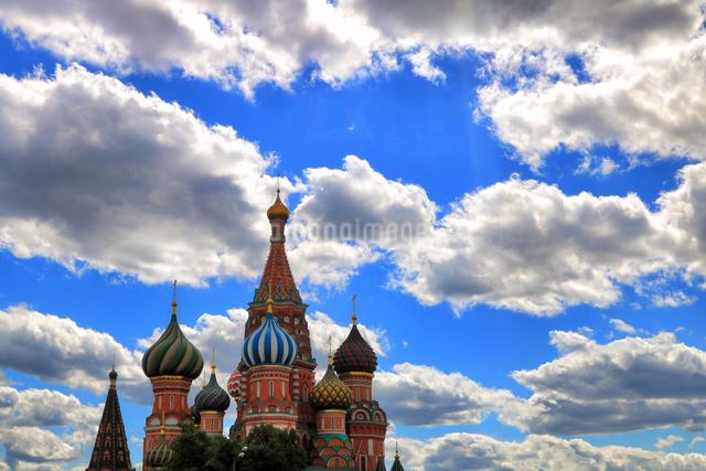 赤の広場 ロシアの写真素材 [FYI04287575]