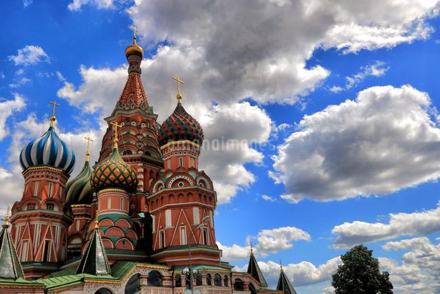 赤の広場 ロシアの写真素材 [FYI04287576]