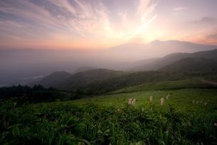 飯盛山 日本 長野県 南牧村の写真素材 [FYI04287586]
