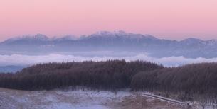霧ヶ峰高原 日本 長野県 諏訪市の写真素材 [FYI04287648]