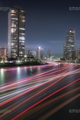 中央大橋 日本 東京都 中央区の写真素材 [FYI04287677]