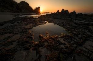 舞磯海岸(舞磯浜) 日本 静岡県 下田市の写真素材 [FYI04287691]