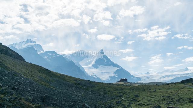 5-Seenweg の シュテリ湖付近 スイスの写真素材 [FYI04287731]