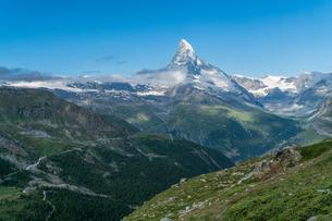 5-Seenweg の シュテリ湖付近 スイスの写真素材 [FYI04287732]