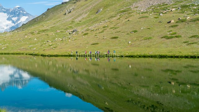 シュテリ湖 スイスの写真素材 [FYI04287735]