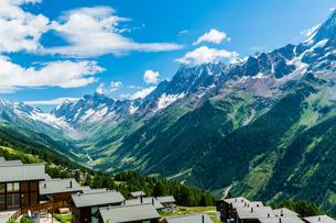 ラウヒエンアルプ スイスの写真素材 [FYI04287736]
