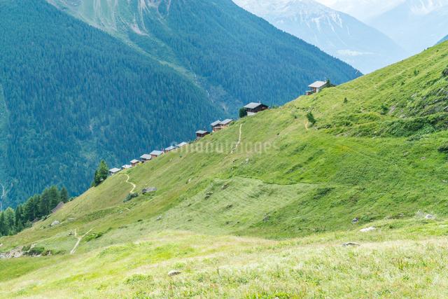 ラウヒエンアルプ スイスの写真素材 [FYI04287737]