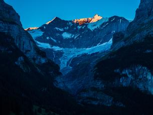 グリンデルワルト (キルヒビューホテル) スイスの写真素材 [FYI04287744]