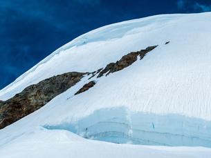 ユングフラウヨッホのスフィンクス展望台 スイスの写真素材 [FYI04287755]