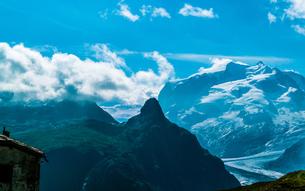 シュバルツゼー スイスの写真素材 [FYI04287768]