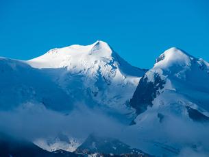 ウンターロートホルン展望台 スイスの写真素材 [FYI04287775]