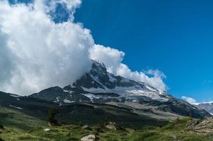 シュバルツゼー スイスの写真素材 [FYI04287776]