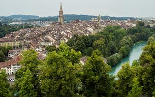 ベルン スイスの写真素材 [FYI04287781]
