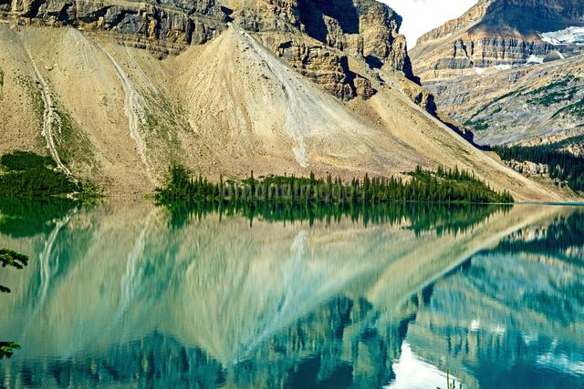 湖 風景の写真素材 [FYI04287812]