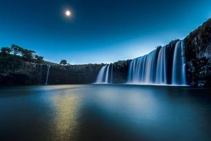原尻の滝 日本 大分県 豊後大野市の写真素材 [FYI04287861]