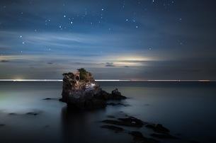 金比羅岩 日本 大分県 国東市の写真素材 [FYI04287900]