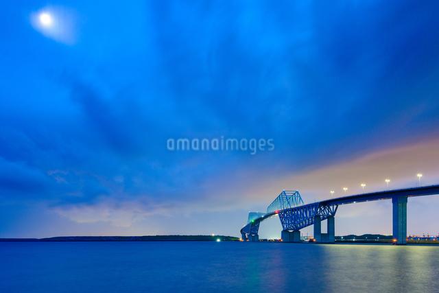 東京ゲートブリッジ 日本 東京都の写真素材 [FYI04288025]