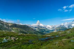5-Seenweg スイスの写真素材 [FYI04288104]