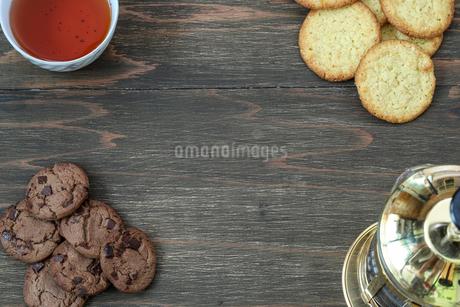 クッキーの写真素材 [FYI04288364]