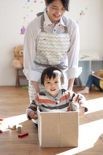 幼児教室の写真素材 [FYI04288430]