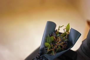 シックな花束の写真素材 [FYI04288461]