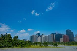 街の風景の写真素材 [FYI04288471]