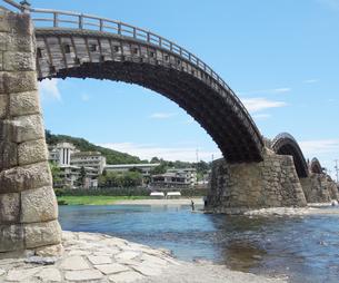 錦帯橋の写真素材 [FYI04288491]