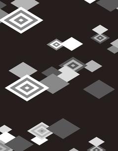 菱形のパターンのイラスト素材 [FYI04288903]