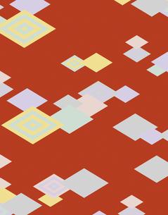 菱形のパターンのイラスト素材 [FYI04288904]