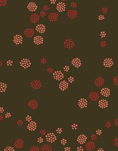 小花のパターンのイラスト素材 [FYI04288913]