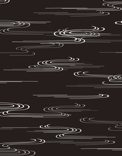 和柄のパターンのイラスト素材 [FYI04288985]
