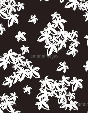 植物柄のパターンのイラスト素材 [FYI04288989]