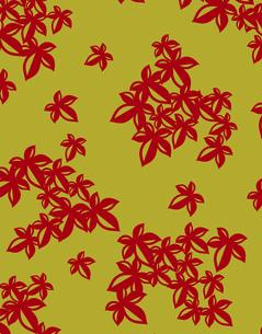 植物柄のパターンのイラスト素材 [FYI04288990]