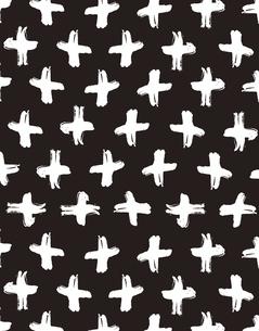 十字柄のパターンのイラスト素材 [FYI04288997]