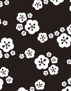 花柄のパターンのイラスト素材 [FYI04289005]