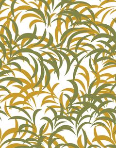 植物柄のパターンのイラスト素材 [FYI04289010]