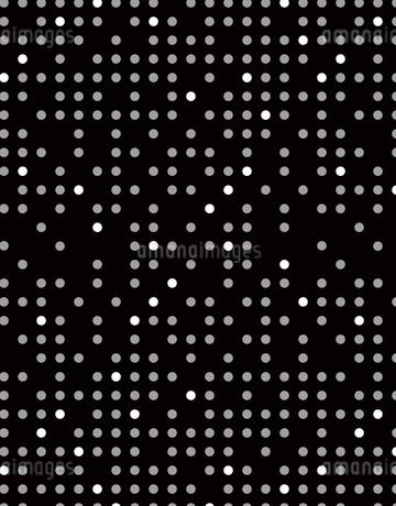 ドットのパターンのイラスト素材 [FYI04289013]