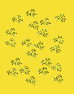 植物柄のパターンのイラスト素材 [FYI04289018]