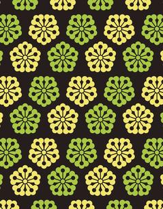 和柄のパターンのイラスト素材 [FYI04289022]