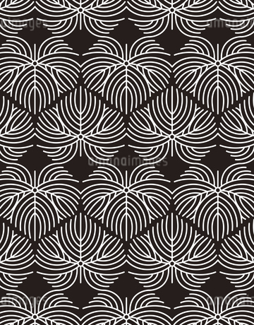 和柄のパターンのイラスト素材 [FYI04289023]