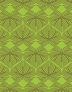 和柄のパターンのイラスト素材 [FYI04289024]