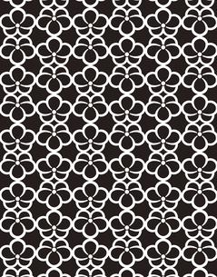 花柄のパターンのイラスト素材 [FYI04289027]