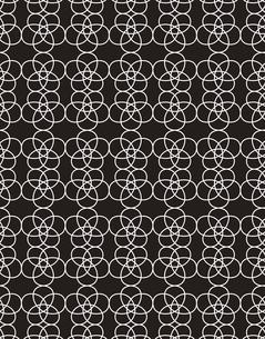 花柄のパターンのイラスト素材 [FYI04289029]