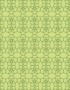 花柄のパターンのイラスト素材 [FYI04289030]