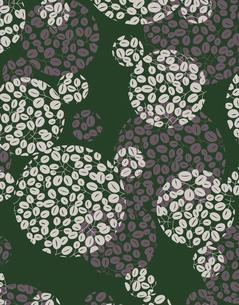 植物柄のパターンのイラスト素材 [FYI04289035]