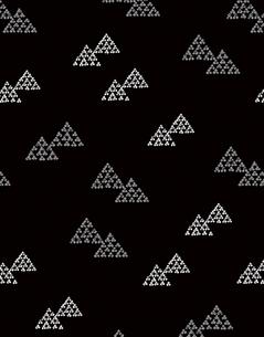 三角形のパターンのイラスト素材 [FYI04289044]