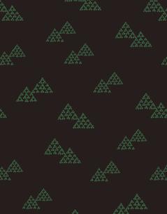 三角形のパターンのイラスト素材 [FYI04289045]