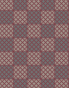 幾何学模様のパターンのイラスト素材 [FYI04289047]